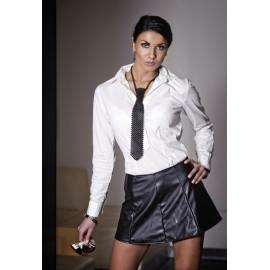 Krátká sukně černá