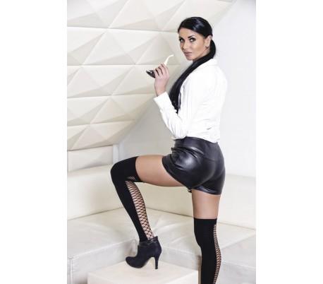 Sexy šortky s kapsami na přední straně