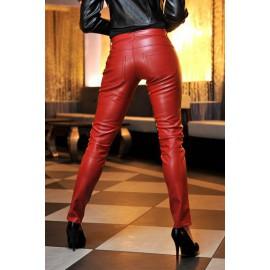 Luxusní přiléhavé kalhoty různé barvy