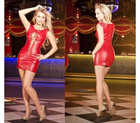 Sexy šaty se šněrováním